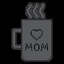 Mom Cup Mug Icon
