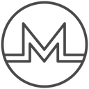 Monero Coin Icon