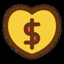 Money Online E Commerce Icon