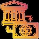 Money Banking Change Icon