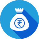 Money Bag Theft Icon