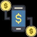 Money Exchange Network Icon