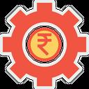 Money Management Indian Icon