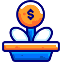 Money plant Icon