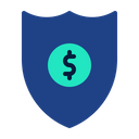 Security Fintech Solutions Financial Icon