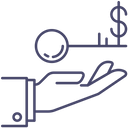 Money Solution Icon