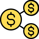 Money structure Icon