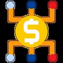 Money Transaction Econimics Finance Icon