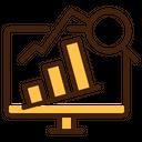 Monitoring Dashboard Analysis Icon