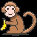 Monkey Animal Icon