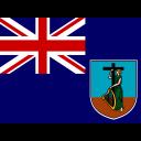 Montserrat Flag Country Icon