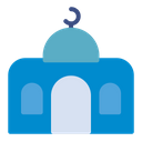 Mosque Building House Icon