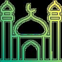 Mosque Masjid Building Icon