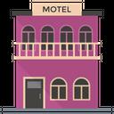 Hotel Motel Inn Icon