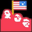 Mount Rushmore Icon
