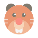 Mouse Rat Rodent Icon