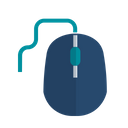 Electronic Mouse Computer Icon