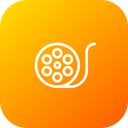 Movie Cinema Multimedia Icon