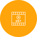 Movie Gst Multimedia Icon
