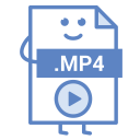 Mp 4 Video File Icon