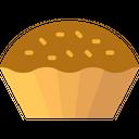 Muffin Cake Desert Icon