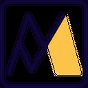Multinet Industry Logo Company Logo Icon