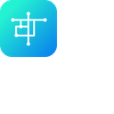 Multipoint Icon