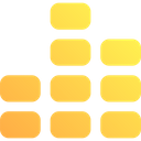 Music Bars Icon
