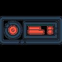 Multimedia Electronic Device Icon
