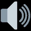 Music Sound High Icon