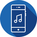 Music Tune Ringtone Icon