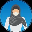 Muslim Woman Muslim Girl Arab Women Icon