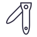 Nail Cutter Manicure Icon