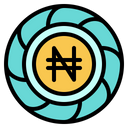 Naira Nigeria International Icon