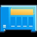 Nas Ssd Storage Icon