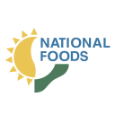 National Foods Logo Icon