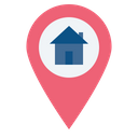 Navigate Find Pin Icon
