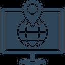 Navigation App Navigation Software Online Gps Icon