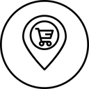 Navigation Location Locate Icon
