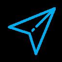 Navigation Pointer Arrow Icon