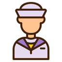 Navy Avatar Crew Icon