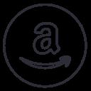 Amazon Neon Line Icon