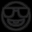 Nerd Face Icon