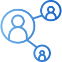 Network Share Icon