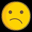 Artboard Neutral Face Normal Face Icon
