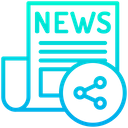 News Share Icon