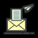 Newsletter Marketing Icon