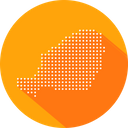 Niger Country Map Icon