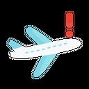 No Flight Icon