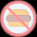 Forbidden No Junk Icon